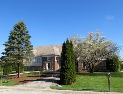 Hawthorn Woods Single Family Home For Sale: 1 Conesus Court