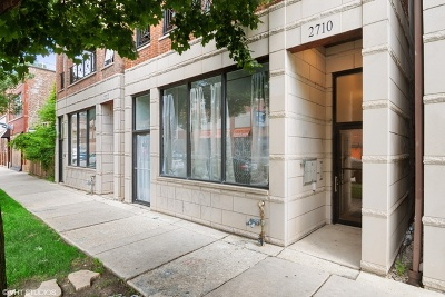 Condo/Townhouse For Sale: 2710 West Chicago Avenue #3