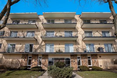 Morton Grove Condo/Townhouse For Sale: 6020 Lincoln Avenue #307