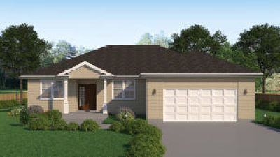 New Lenox Single Family Home For Sale: 1524 Ardrum Road
