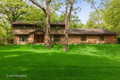 Woodstock Single Family Home For Sale: 3009 Hidden Lake Drive