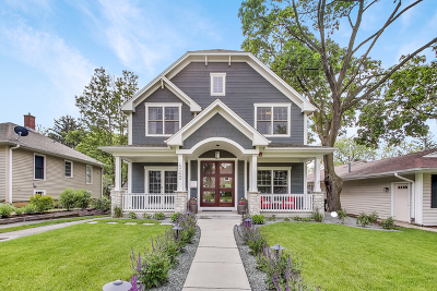 Barrington  Single Family Home For Sale: 520 South Division Street