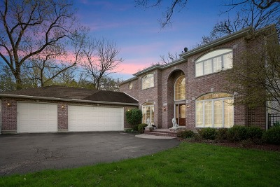 Highland Park Single Family Home For Sale: 3390 Old Mill Road