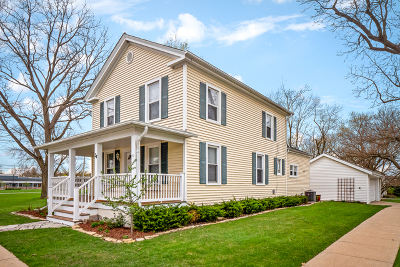 Frankfort Single Family Home For Sale: 34 North White Street