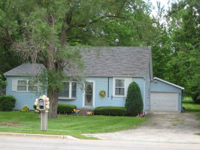 New Lenox Single Family Home Price Change: 131 West Illinois Highway