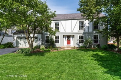 St. Charles Single Family Home For Sale: 216 Chasse Circle