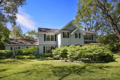 Lake Forest Single Family Home For Sale: 1783 Bowling Green Drive