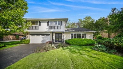 Oak Brook Single Family Home For Sale: 20 Camelot Drive