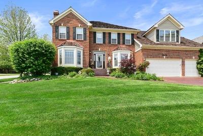 Wheaton Single Family Home For Sale: 1506 Maria Court