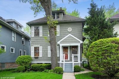 Wilmette Single Family Home For Sale: 1226 Lake Avenue