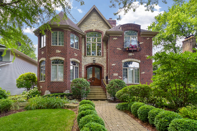 Naperville Single Family Home For Sale: 417 South Sleight Street