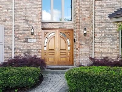 Orland Park Single Family Home For Sale: 11301 Poplar Creek Lane