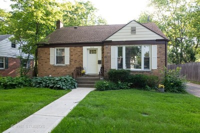 Single Family Home For Sale: 514 South Blanchard Street