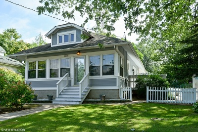 St. Charles Single Family Home Re-Activated: 1508 Riverside Avenue