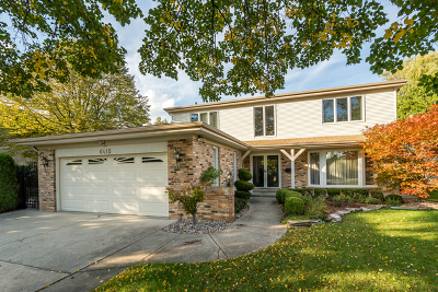 Morton Grove Single Family Home For Sale: 6410 Beckwith Road