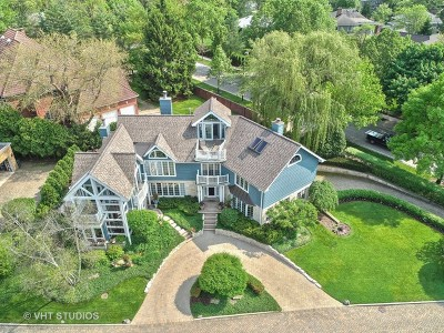 Winnetka Single Family Home For Sale: 331 Sheridan Road