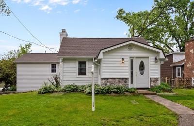 Crystal Lake Single Family Home For Sale: 4510 Wildwood Drive