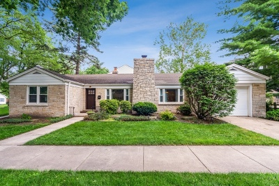 Elmhurst Single Family Home For Sale: 485 West Elm Park Avenue