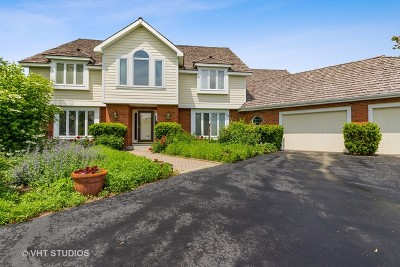 Libertyville Single Family Home For Sale: 5680 River Park Drive