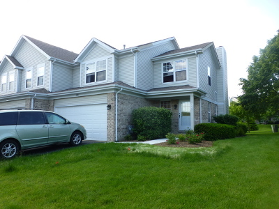 Roselle Condo/Townhouse For Sale: 1432 Brittania Way