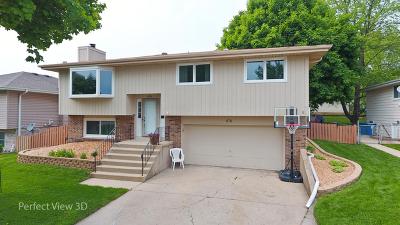 Bartlett Single Family Home Re-Activated: 676 Cedar Lane
