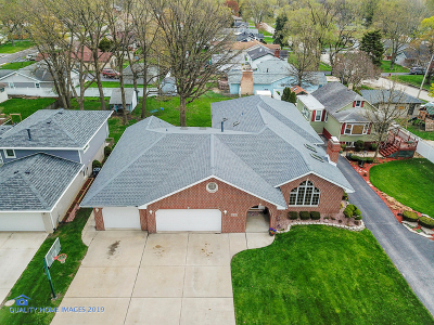 Worth Single Family Home For Sale: 11243 South Worth Avenue