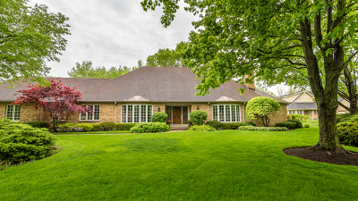 Lake Forest Single Family Home For Sale: 125 West Blackthorn Lane