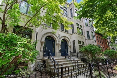 Condo/Townhouse Re-Activated: 2229 North Seminary Avenue #1