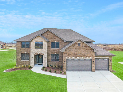 Frankfort Single Family Home Price Change: 8293 Crooked Creek Drive