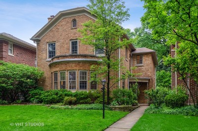 Evanston Single Family Home Contingent: 2417 Thayer Street