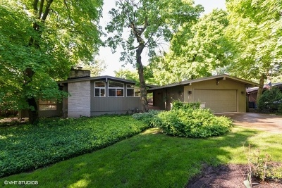 Downers Grove Single Family Home Contingent: 241 Shady Lane