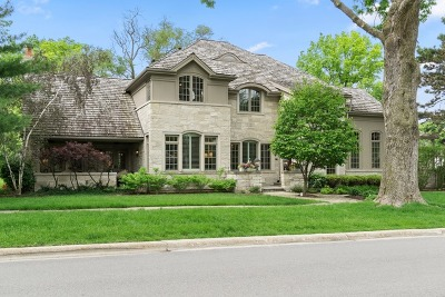 Hinsdale Single Family Home For Sale: 123 East Hickory Street