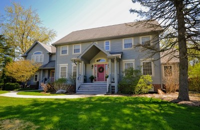 Palos Heights Single Family Home For Sale: 12233 South 69th Court