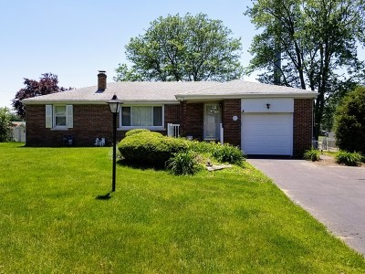 Kankakee Single Family Home For Sale: 3144 Old Waldron Road