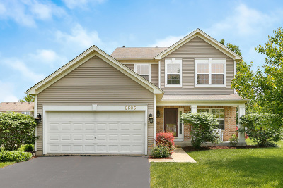 Montgomery Single Family Home For Sale: 2506 Simon Drive