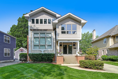 Hinsdale Single Family Home For Sale: 320 Phillippa Street