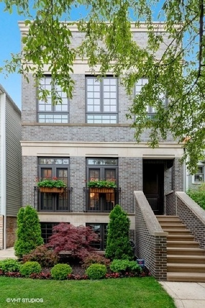 Single Family Home For Sale: 1306 West Byron Street