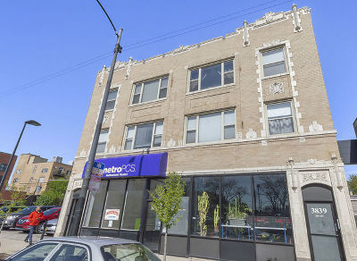 Condo/Townhouse For Sale: 3839 North Western Avenue #302