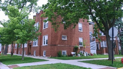 Chicago Multi Family Home For Sale: 3505-11 North Lockwood Avenue