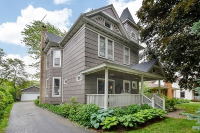 Downers Grove Single Family Home For Sale: 4617 Forest Avenue