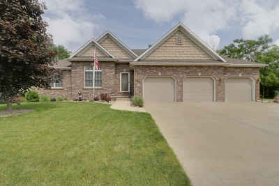 Single Family Home For Sale: 10 Timbers Court