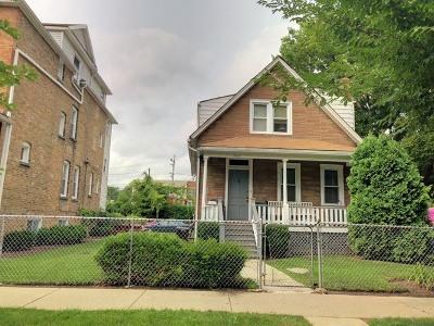 Evanston Multi Family Home For Sale: 1944 Jackson Avenue