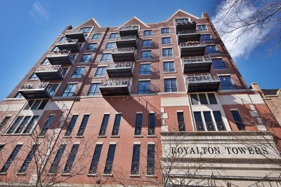 Condo/Townhouse For Sale: 1444 North Orleans Street #7B