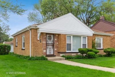 La Grange Park Single Family Home For Sale: 1502 North Maple Avenue