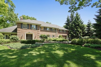 Lake Forest Single Family Home For Sale: 457 Douglas Drive