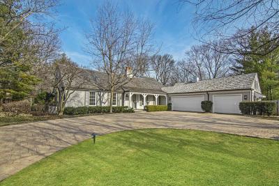 Northfield Single Family Home For Sale: 315 Pebblebrook Road