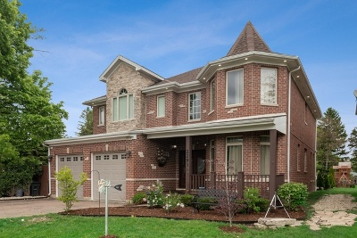 Des Plaines Single Family Home For Sale: 2291 Birch Street