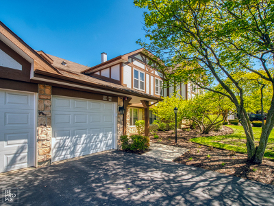 Vernon Hills Condo/Townhouse For Sale: 1333 Cromwell Court