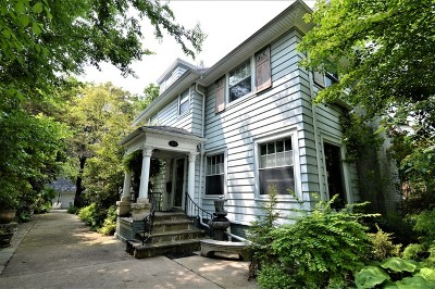 Joliet Single Family Home For Sale: 355 North William Street