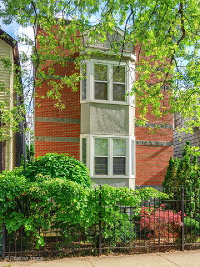 Single Family Home For Sale: 2639 West Homer Street